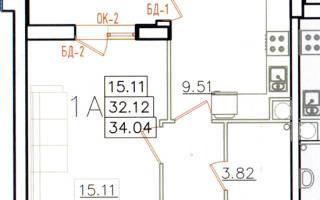 Как рассчитывается стоимость лоджии в приобретаемой квартире