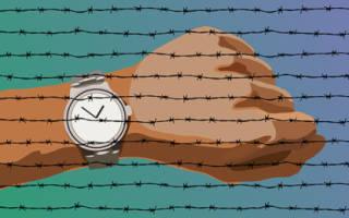 Присоединение срока содержания под стражей в срок