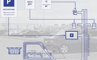 Аэропорт пулково стоянки цены где и как оставить автомобиль