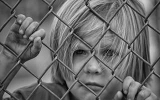 Как ограничить общение ребенка со своим отцом?