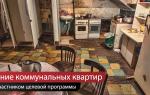 Программа расселения коммунальных квартир