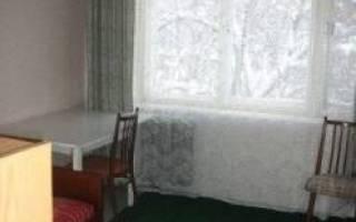 Аренда комнаты в коммуналке