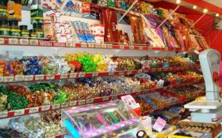 Требуется ли лицензия на торговлю сладостями?