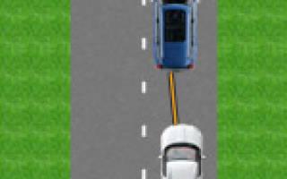 Буксировать автомобиль на автомагистрали скорость