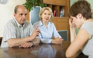 Что делать, если мать 18 летнего ребенка требует алименты?