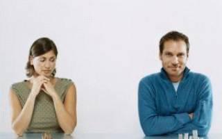 Развод c мужем и алименты