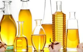Срок годности растительного масла в пластиковой таре