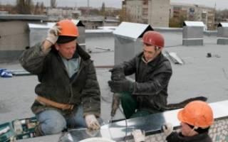 Как принудить управляющую компанию сделать ремонт протекающей крыши?