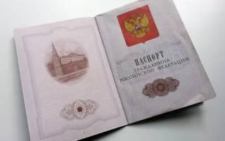 Штраф за задержку замены паспорта гражданина РФ