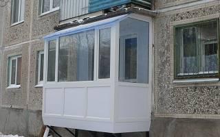 Как узаконить пристроенный балкон на первом этаже?