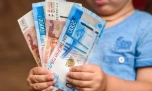 Как получить выплату 10 000 на ребенка до 15 лет