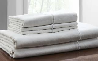 Что относится к постельному белью по госту
