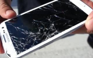 Возможно ли получить страховку при падении телефона?