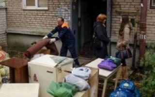 Расселение муниципальной квартиры