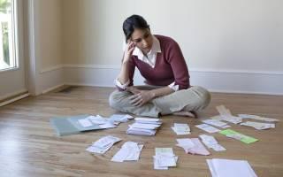 Как подать в суд,если мало денег для оплаты кредитов