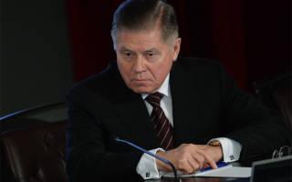 Председатель верховного суда рф 2019 фамилия имя отчество