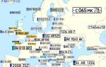 Номера евросоюза расшифровка
