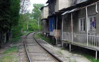 Санитарно защитная зона железной дороги нормативы