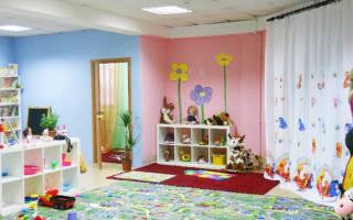 Последовательность выполнения генеральной уборки в детском саду