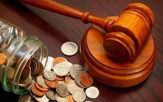 Возмещение судебных расходов по результатам апелляции